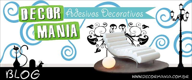 Decor Mania - Adesivos decorativos, posters e decoração.