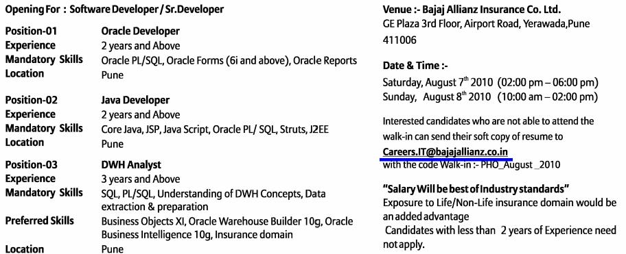 beautiful resume for 2 years experience in java images simple