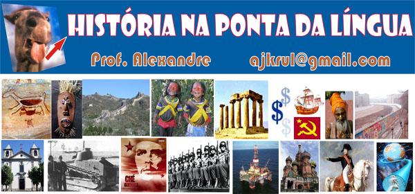 História Na Ponta da Língua