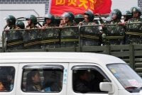 Chinese security forces