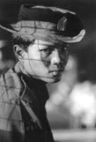 Burmese child soldier