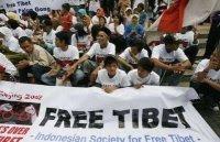 Tibet in Jakarta
