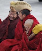 Rebkong monks