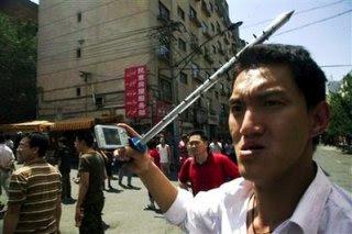 Han Chinese vigilante