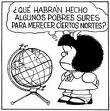 Mafalda: el més gran que s'ha fet mai a l'Argentina
