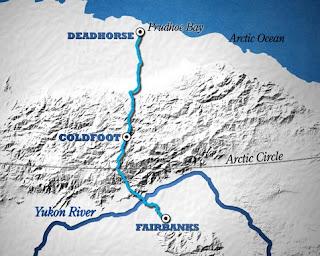 AsTheerheadCrumbles: Come Monday...Ice Road Truckers III on george parks highway alaska map, point thomson alaska map, fox river alaska map, arctic tundra map, dalton highway alaska map, dutch harbor alaska map,