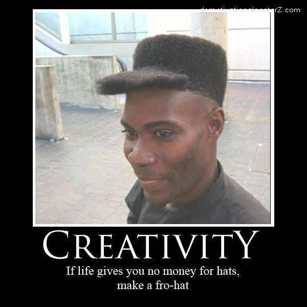Creativity - Afro Hat