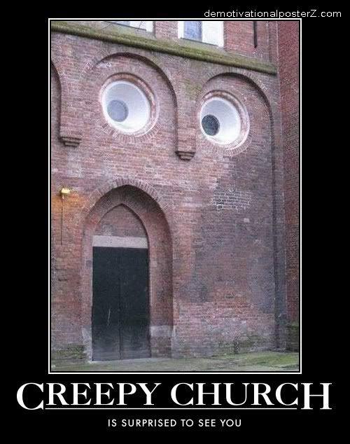Creepy Church