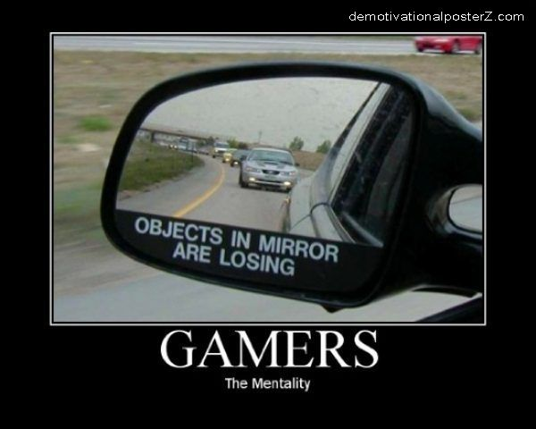 Gamers - The Mentality