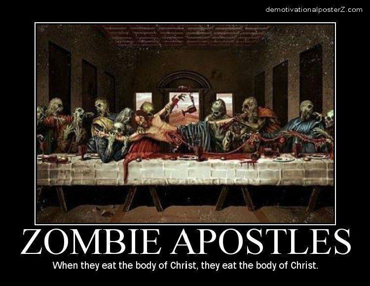 Zombie Apostles