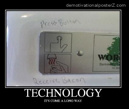 TECHNOLOGY - it's come a long way motivational