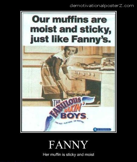 fanny's muffins