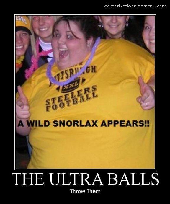 snorlax fat girl