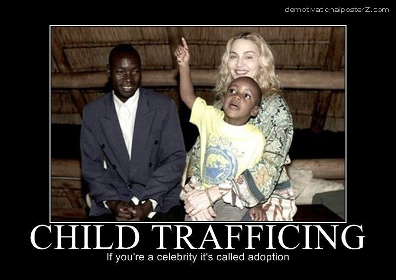 madonna adoption motivational