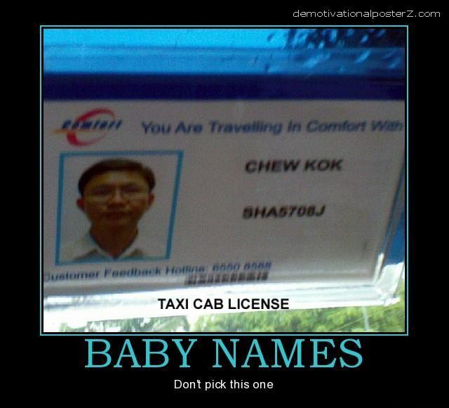 funny name
