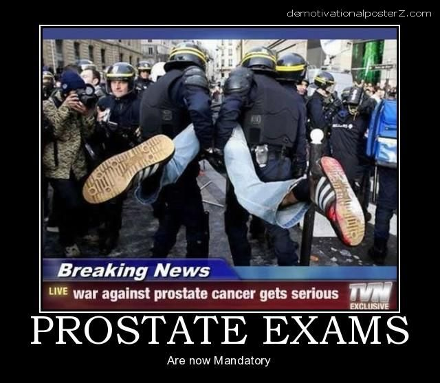 war against prostate cancer gets serious