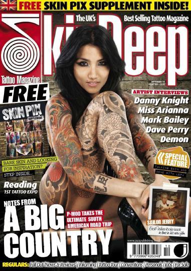 Skin Deep Tattoo Vixens 2010 (UK) download Hotfile Megaupload Fileserve