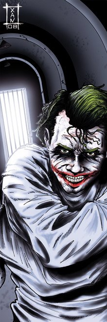 WHY SO SERIOUS???