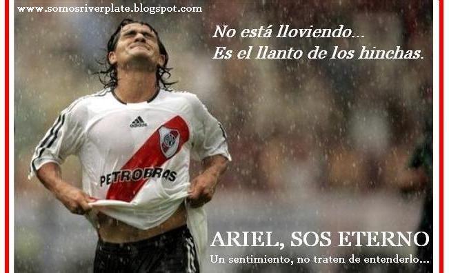 ..::: Sitio que rinde homenaje al último gran ídolo de River Plate :::..