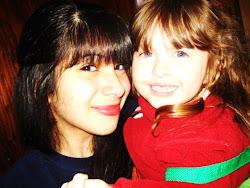 Mi hermana de sangre & mi hermana del corazón♥