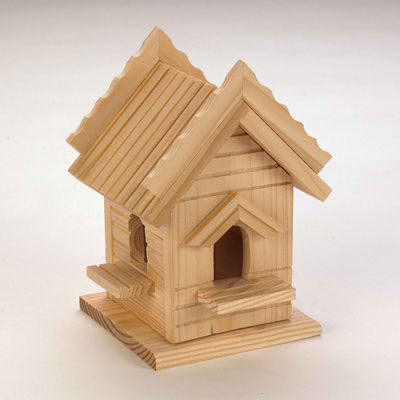plan for wooden bird house house design plans
