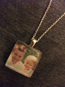 Photo Glass Tile Pendent