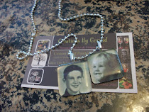 Photo Glass Tile Necklace