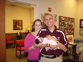 Abigail joined the family - November 20, 2009