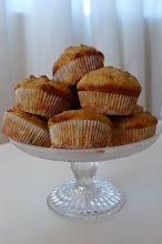 Appelsinmuffins...