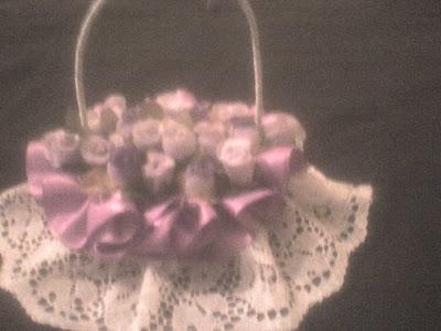 savon decoration ruban