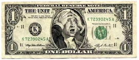 Dolar desesperado...