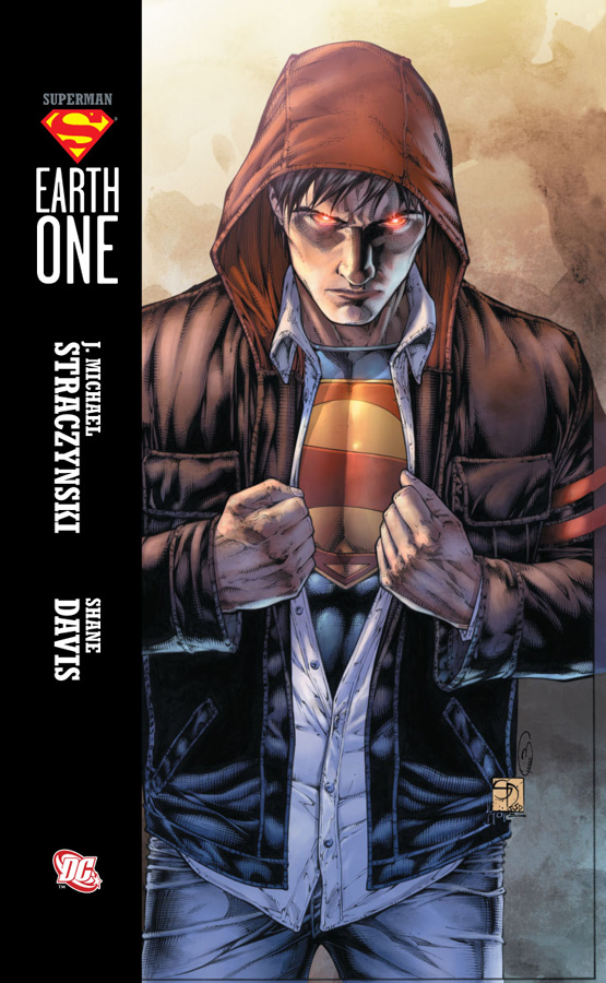 Superman Earth One Volume 1