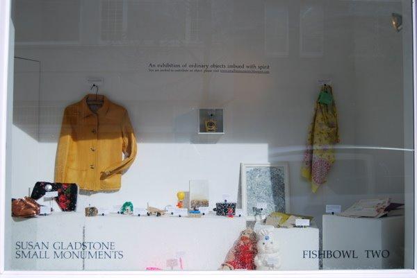 Blackfish Gallery Window