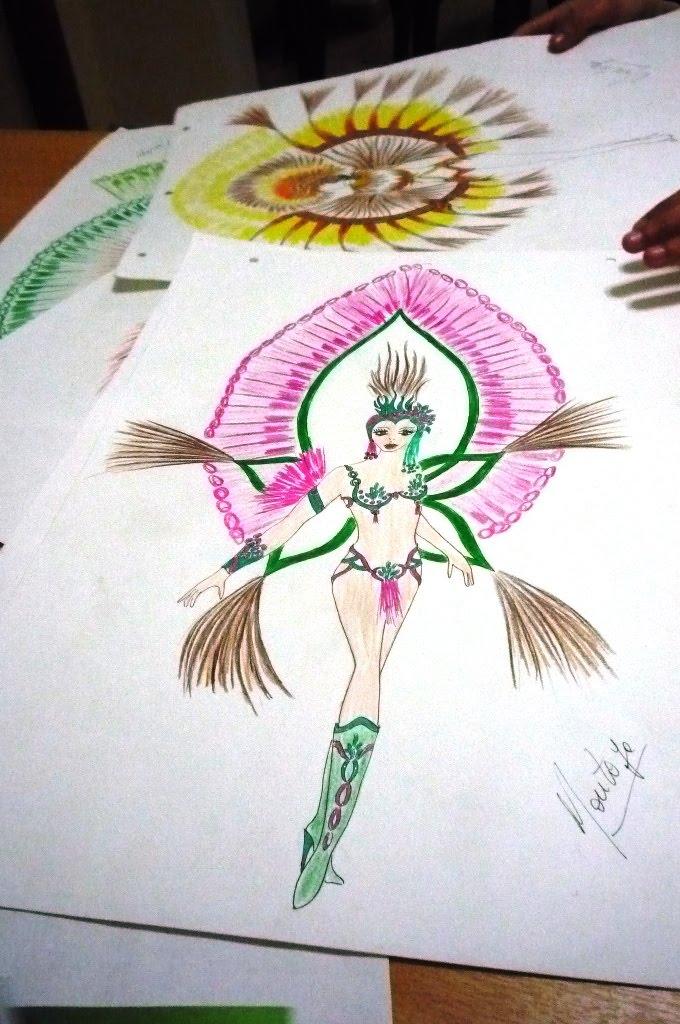 Los Trajes De Carnaval A Cargo Del Prestigioso Disenador De Moda Y