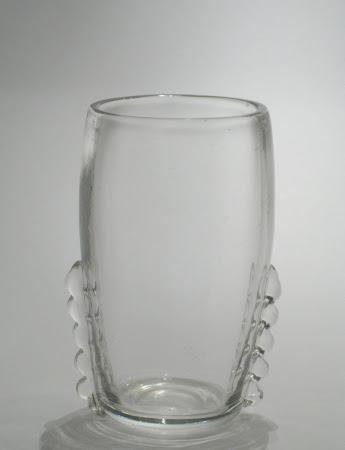 Flanged vase pat.9359