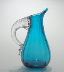Small Celery-handled Jug pat. 9419