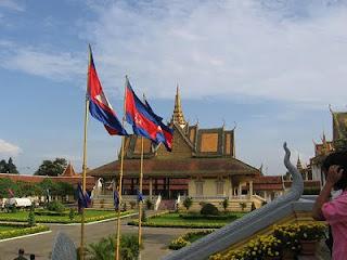 Phnom Penh is My Best City