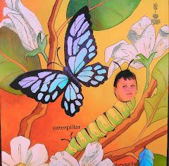 Austin the Caterpillar