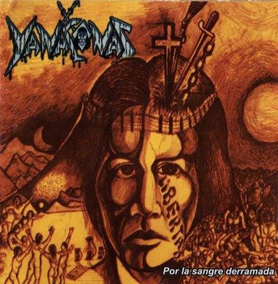[Aporte] Metal argento - Yanaconas - Demo y Album