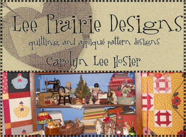 Lee Prairie Designs