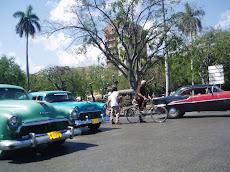 Kereta Lama di Havana, Cuba