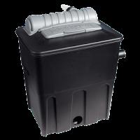 Vijverpomp vijverfilter for Filter vijver schoonmaken