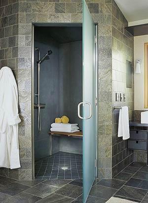 the tile shop: designkirsty: bathroom shower design ideas