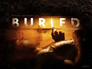cartel de Buried