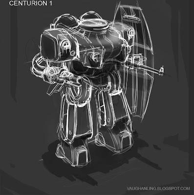 V Ling Centurion