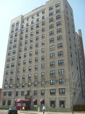 Apartment air quality test