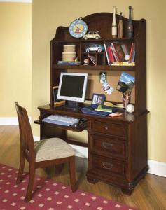 Classical computer desk
