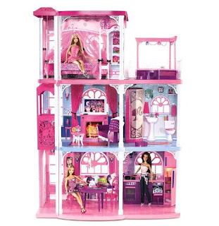 Barbie Pink Dream Townhouse, image