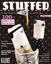 "Stuffed Magazine Vol. 2 Summer 2009 titled ""A Gathering Of Softies"""