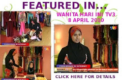 BeautifulSofea.com in Wanita Hari Ini TV3